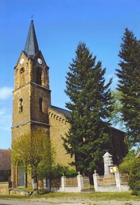 Evangelische Kirche Kagel