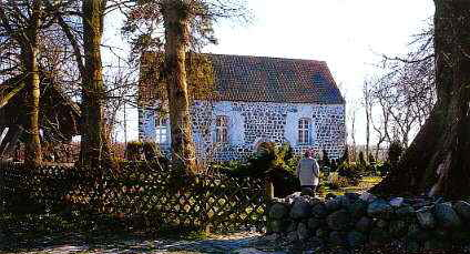 Kirche in Leplow