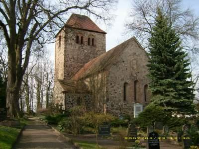 Kirche Reichenberg - Foto: Bernd Buchwaldt