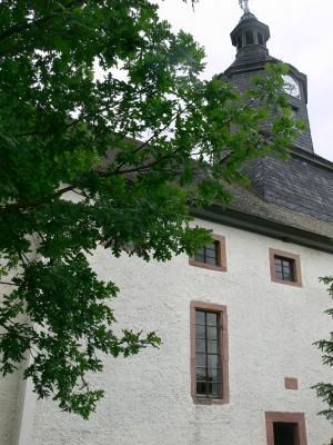 Kirche Ruttersdorf