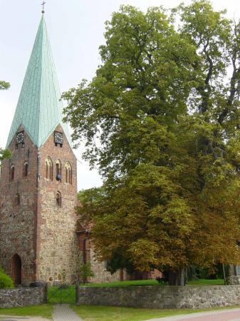 Kirche in Spornitz
