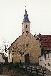 Kirche Trosdorf