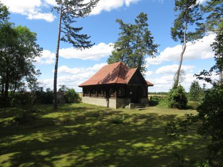 die Friedhofskapelle  Foto: Info Punkt Lebus