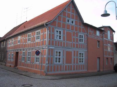 Kirchstr. 17 Denkmal des Monats 2007