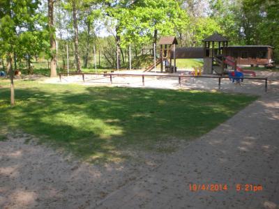 Spielplatz in der KITA