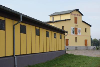 Königs Mühle mit Original restauriert