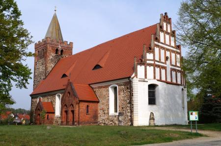 Kirche in Komptendorf