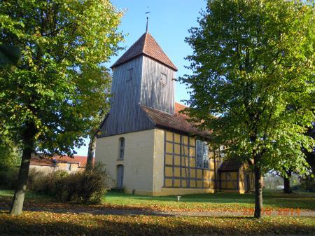 Kirche in Lärz