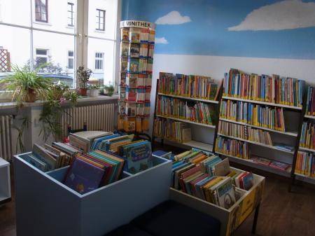 Leseecke Kinderzimmer