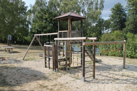 Spielplatz in der Löcknitzstraße