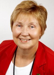 Amtsvorsteherin/Bürgermeisterin Renate Lüschow