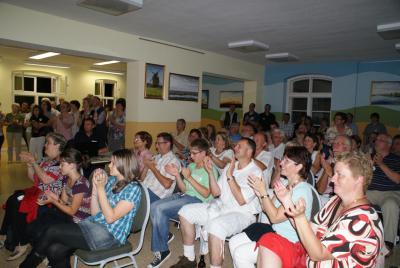 Vereinsabend mit Gästen aus der luxemburgischen Partnergemeinde Boewingen/Attert