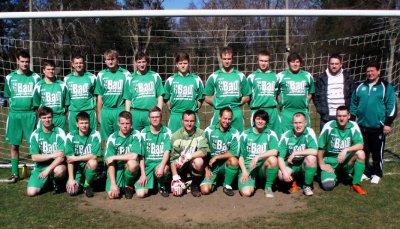 Männermannschaft 2012