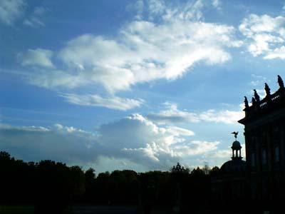 Himmel und Schloss