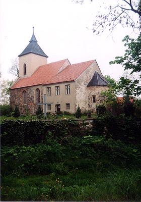 Kirche in Tempelberg