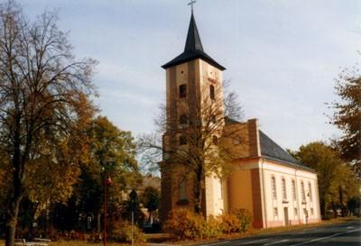 Kirche in Märkisch Buchholz