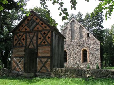 Kirche in Thomsdorf