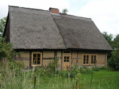 ältestes Haus in Thomsdorf