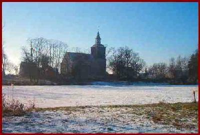 Hardenbeck im Winter ...