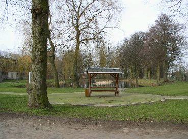 Rastplatz Klockow