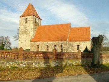 Kirche Boberow