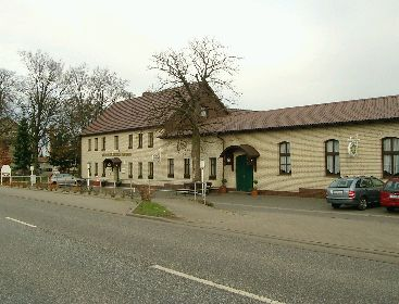 Gaststätte in Groß Warnow