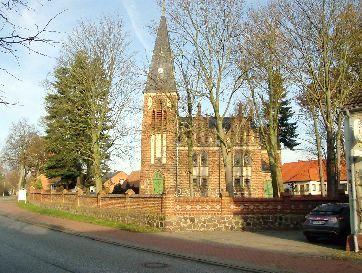 Kirche Glövzin