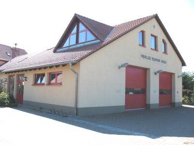Feuerwehrgebäude in Gorden