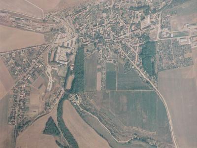 Luftbild von Cochstedt