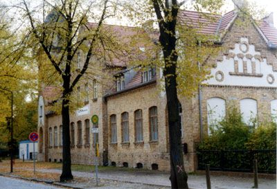 altes Gebäude der Grundschule