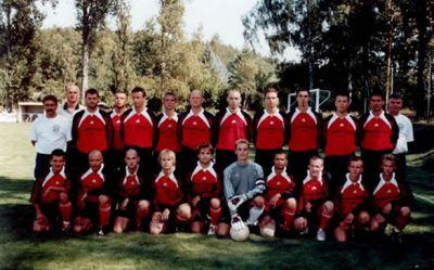 Unser erste Männermannschaft