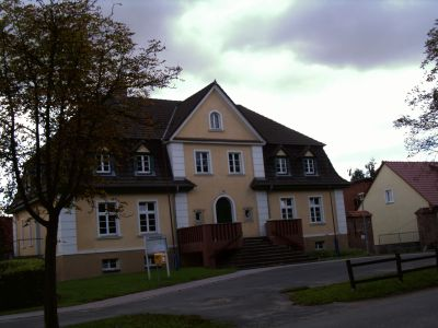 Gutshaus in Falkenwalde