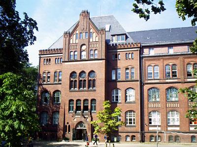 Potsdam evang gymnasium hermannswerder for Evangelische school