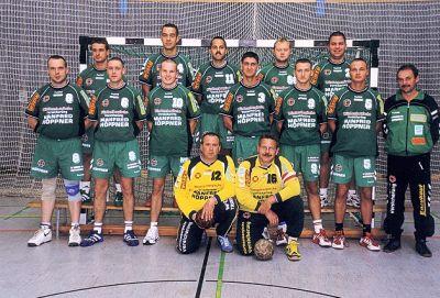 1. Männermannschaft - Saison 2003/2004