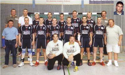 1. Männermannschaft - Saison 2004/2005