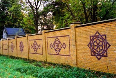 Parkmauer