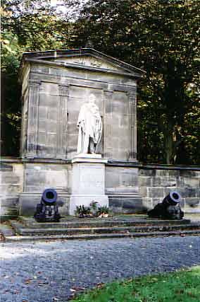 Gneisenau-Denkmal