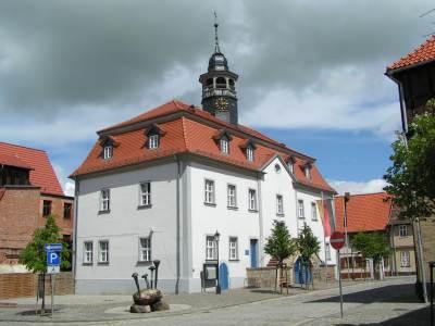 Rathaus der Stadt Falkenstein/Harz