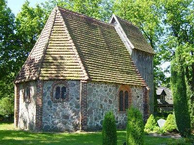 Kirche im Ortsteil Zieslübbe
