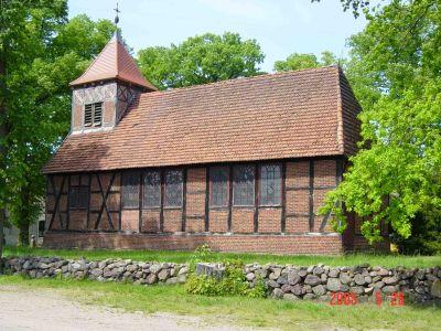 Kirche in Wulfsahl
