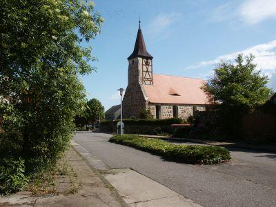 Kirche in Locktow