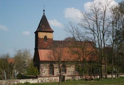 Kirche in Rädigke