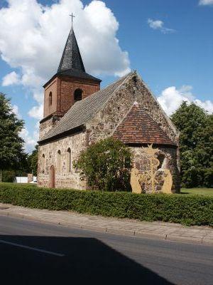 Kirche in Haseloff