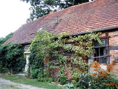 ehemaliges Pfarrhaus