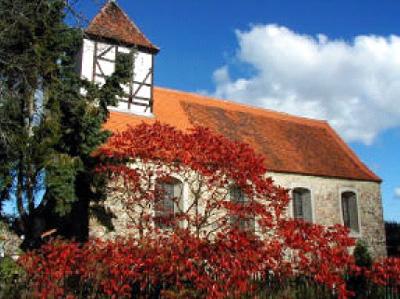 Kirche in Cröchern