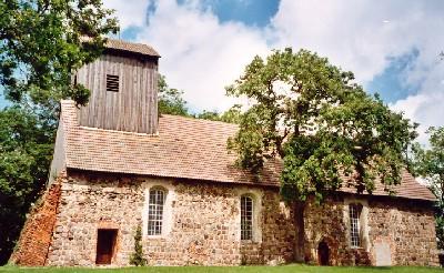 Kirche in Groß-Fredenwalde