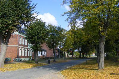Straße nach Silmersdorf