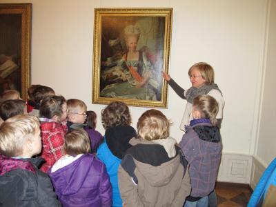 Führungen im Schloss Ludwigslust