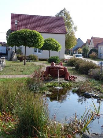 Frosch#Mittelpunkt Deutschland#Urlaub#Freizeit#Museum#Opfermoor