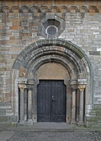 Portal Basilika St. Georg & St. Pancratius Hecklingen